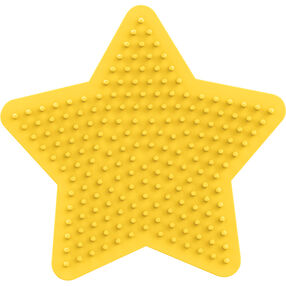 Small 5-Pointed Star Pegboard_80-22676