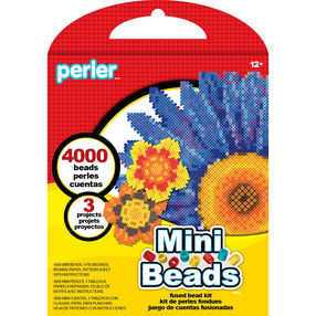 Mini Beads Flower Activity Kit_80-53002