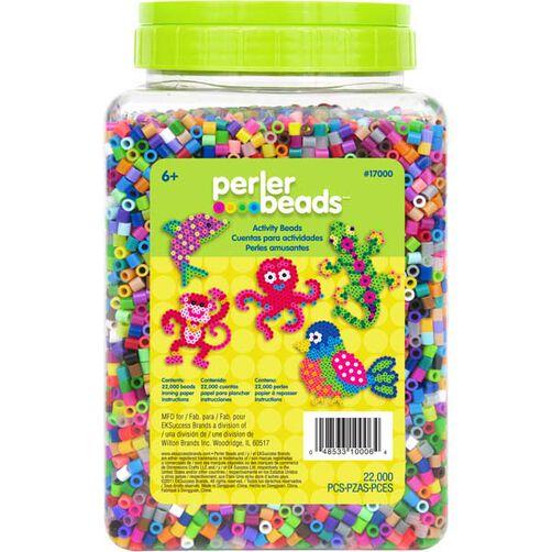 22,000 Beads: Multi-Mix _17000