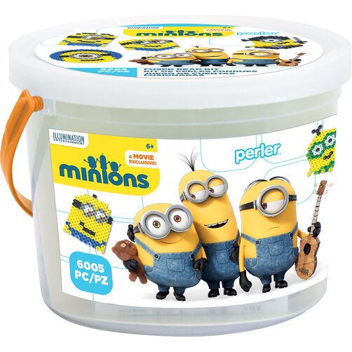 Minions 6000 Bead Activity Bucket_80-42922