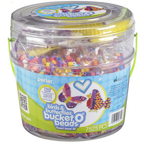 Birds & Butterflies Bucket o' Beads_80-42854