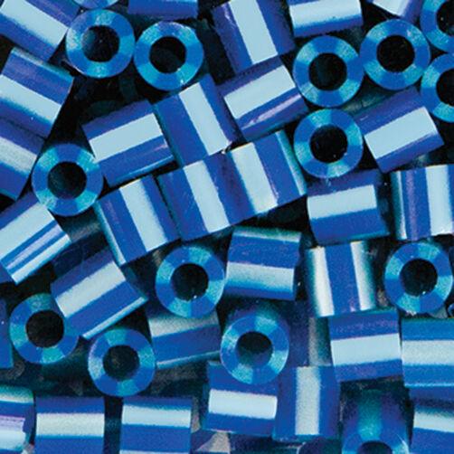 1000 Beads: Royal Blue Pearl Stripe_80-15143