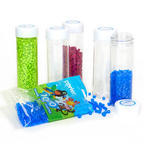 Tall Cylinder Bead Storage Set_80-22816