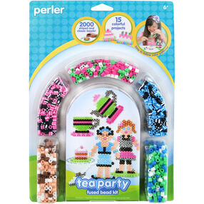 Tea Party Activity Kit