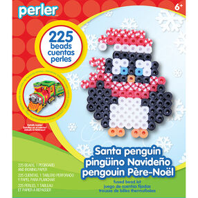 Santa Penguin Activity Kit
