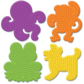 Small Animal Pegboards: 4 Ct_22647