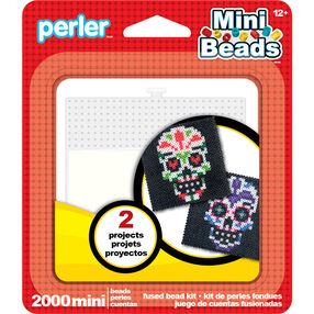 Mini Beads Sugar Skulls Activity Kit_80-53010