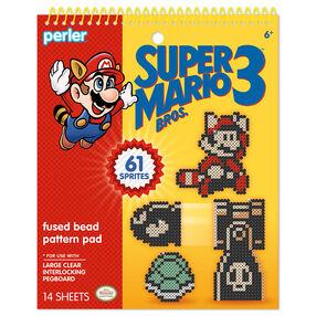 Perler Super Mario Bros. 3 Pattern Pad_80-22841