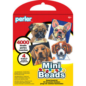 Mini Beads Dogs Activity Kit_80-53005