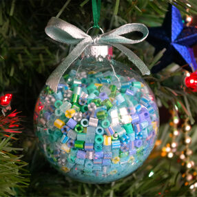 No-Fuse Bead Ornaments