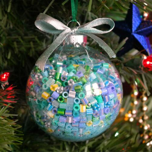 No-Fuse Bead Ornaments