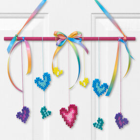 Hearts and Ribbons