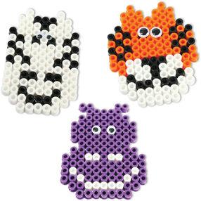 Biggie Beads Zebra, Tiger, Hippo
