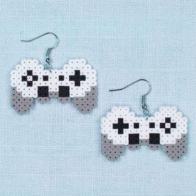 Mini Beads Gaming Earrings