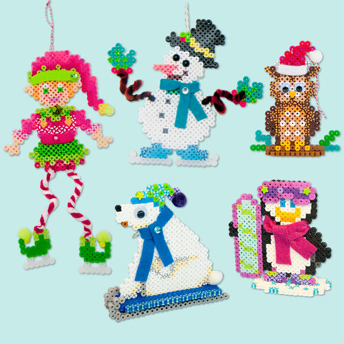 Holiday Pals Ornaments