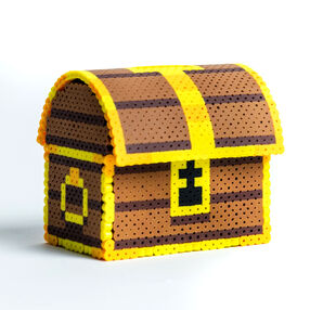 Treasure Chest Coin Bank