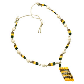 Jungle Stripes Necklace
