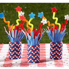 Firecracker Decorations
