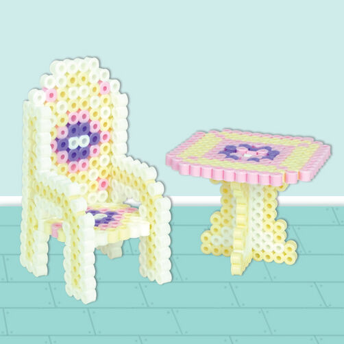 3D Dollhouse Table and Chair