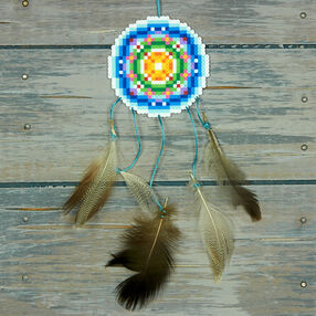 Mini Beads Mandala Dreamcatcher