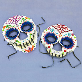 Sugar Skull Masks