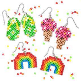 Mini Beads Summer Earrings