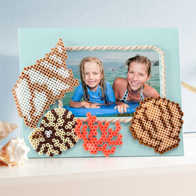 Seashell Photo Frame