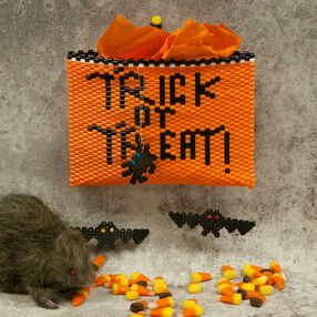 Trick or Treat Door Pouch