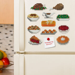 Thanksgiving Food Magnets