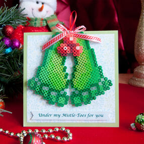 Mistle-Toes Card