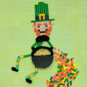 Happy-Go-Lucky Leprechaun