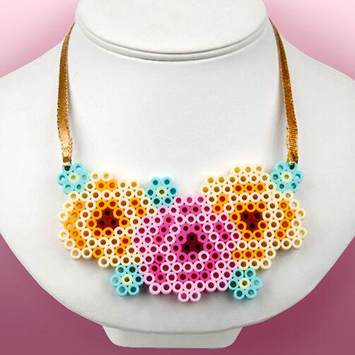 Fancy Floral Necklace