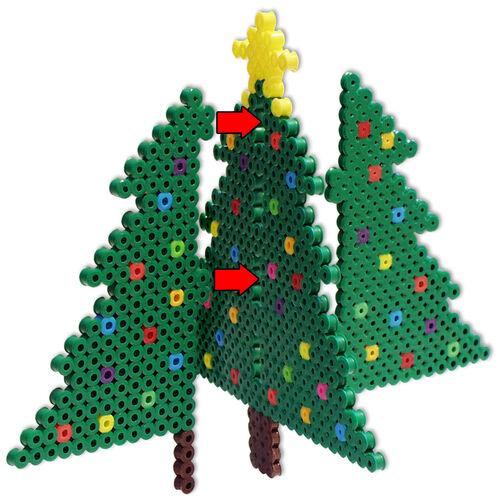 3d Christmas Tree Pattern: 3D Christmas Trees