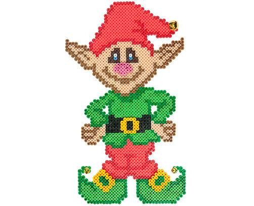 Santa's Elf Door Decoration