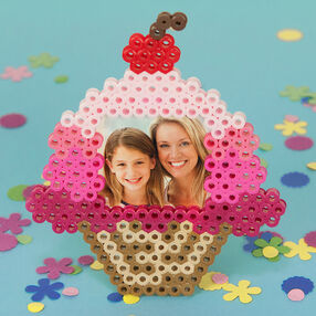 Mom and Me Cupcake Frame