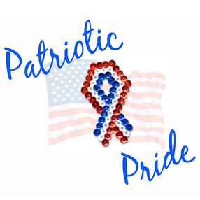 Patriotic Pride Pin