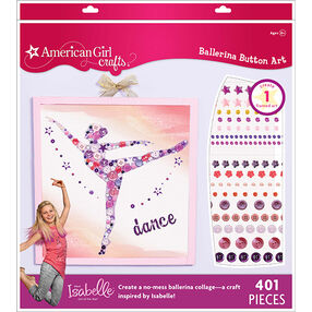 Ballerina Button Art_30-683846