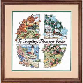 A Season for Everything, Stamped Cross Stitch_03174