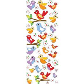 Birds Puffy Stickers_53-90014