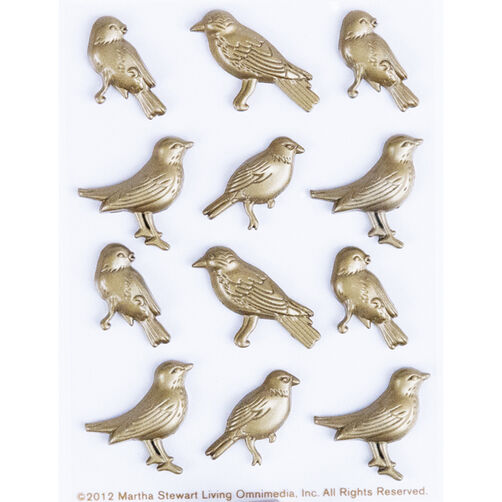 Heirloom Metal Bird Embellishments_41-00386