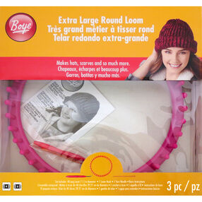 Extra Large Round Loom