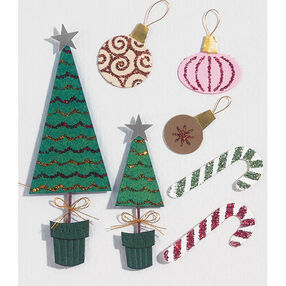 Christmas Decorations Stickers_SPJC029