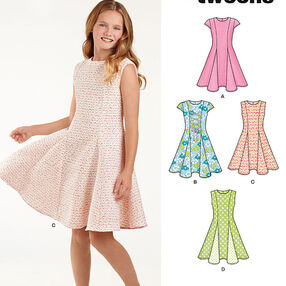 Girls' Sized for Tweens Dress