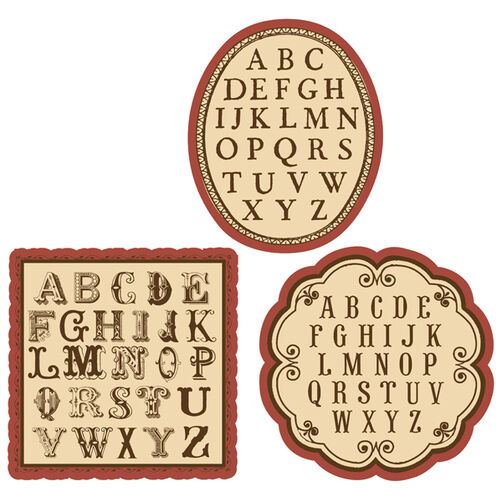 Alphabet Pack _50-50480