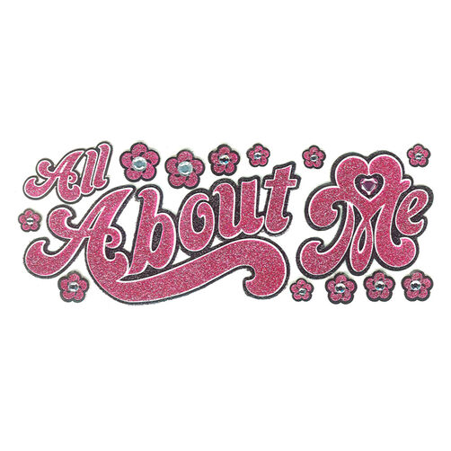 All About Me Title Stickers_SPJT287