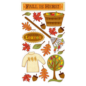 Fall Is Here Stickers_52-00347
