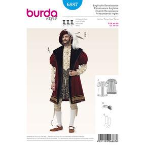 Burda Style Pattern 6887 Historical Costumes