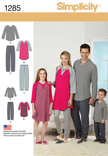 Family Loungewear