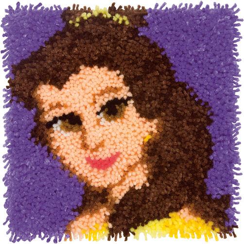 Belle, Latch Hook_72-75260