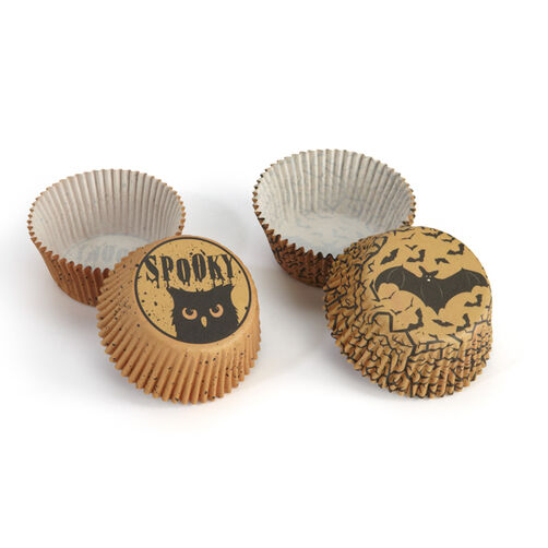 Classic Hallo Cupcake Wrappers_48-20019